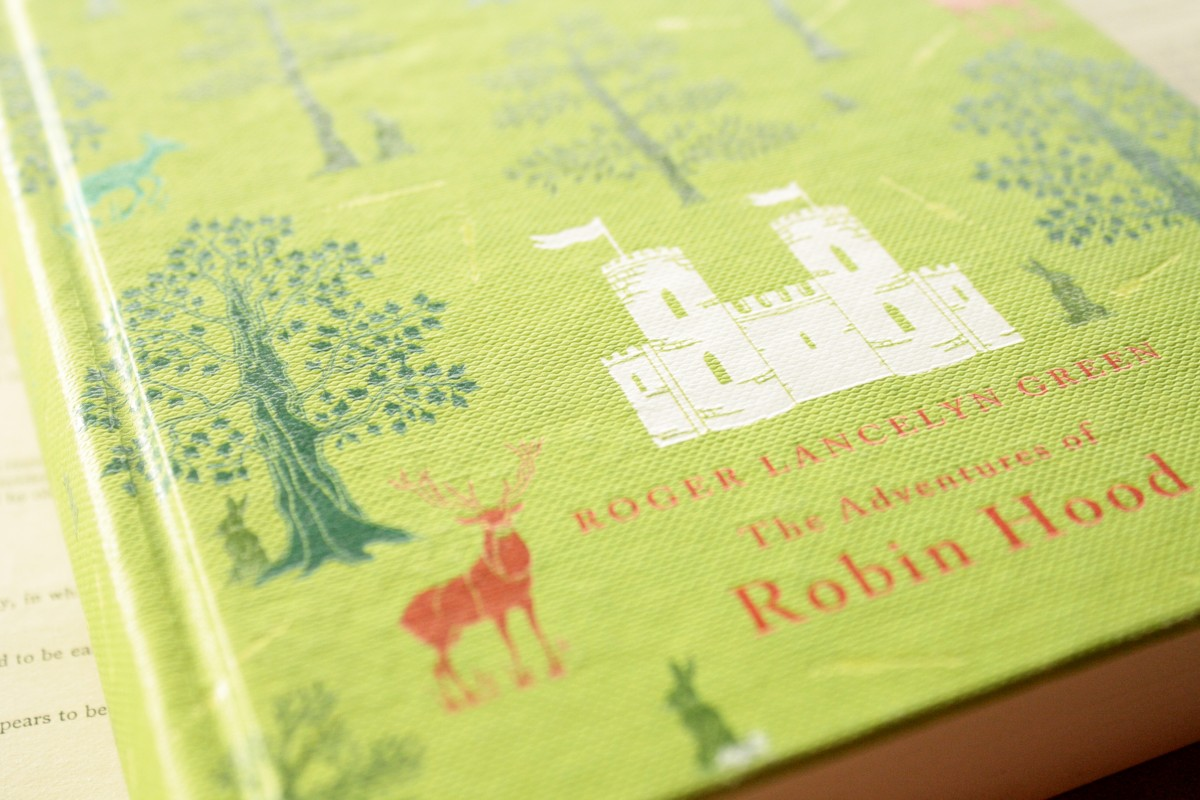 The Adventures of Robin Hood | Little Book, Big Story