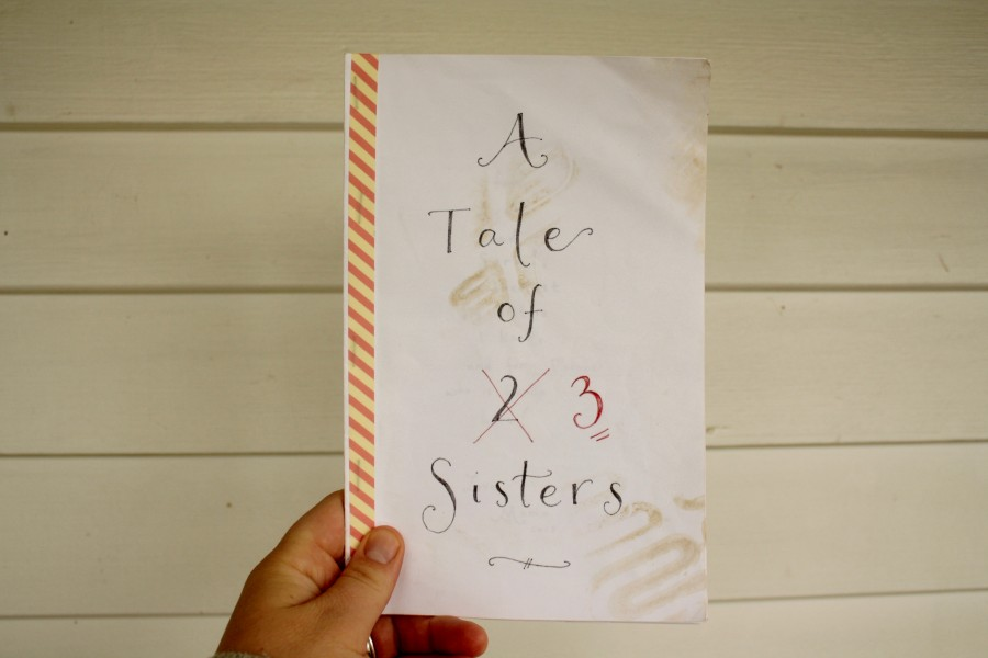 A Tale of Three Sisters, by Thea Rosenburg
