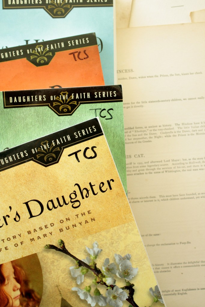 Daughters of the Faith Series | Little Book, Big Story