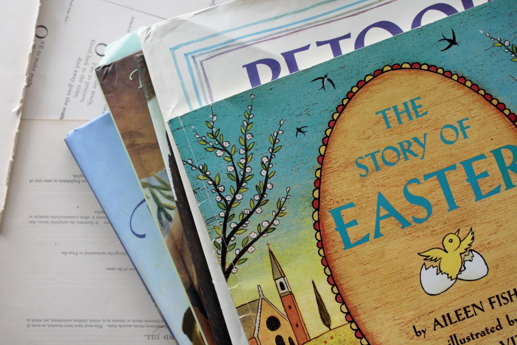 5 Book to Read Together During Lent | Little Book, Big Story