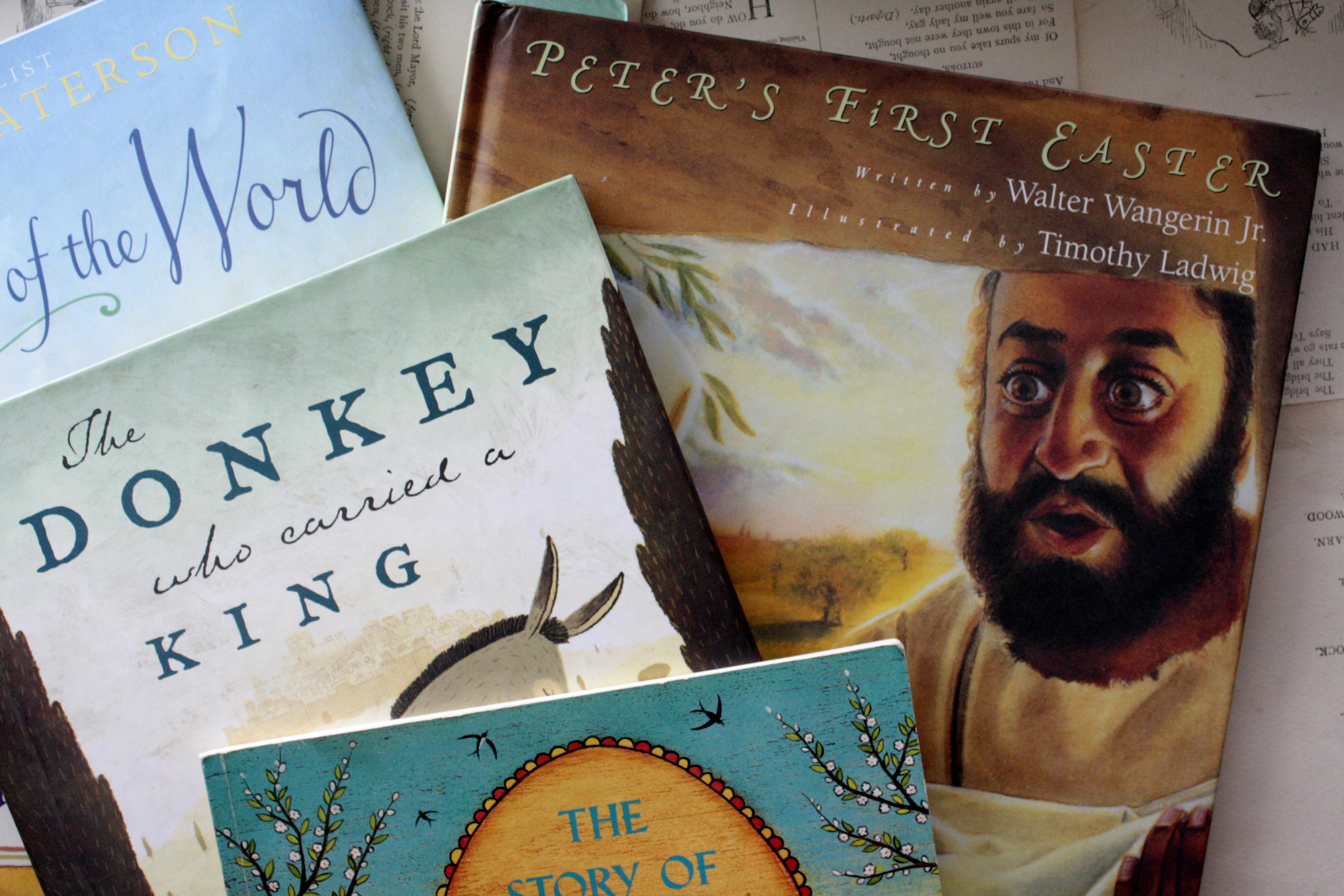 2 | Peter's First Easter, by Walter Wangerin, Jr.