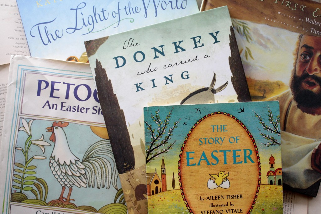 5 Beautiful Books for Easter | Little Book, Big Story