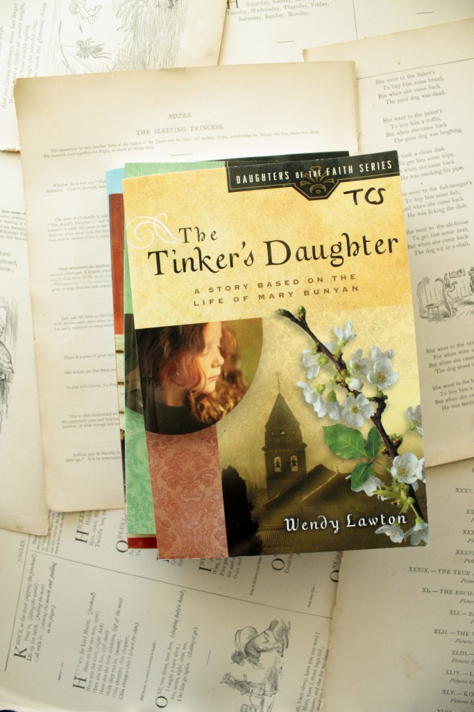 The Tinker's Daughter, by Wendy Lawton | Little Book, Big Story