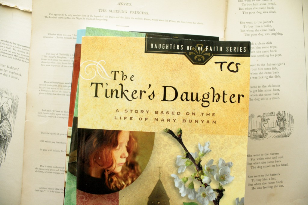 "The Tinker's Daughter, or ""Why is it so hard to find strong Christian characters in fiction?"" 
