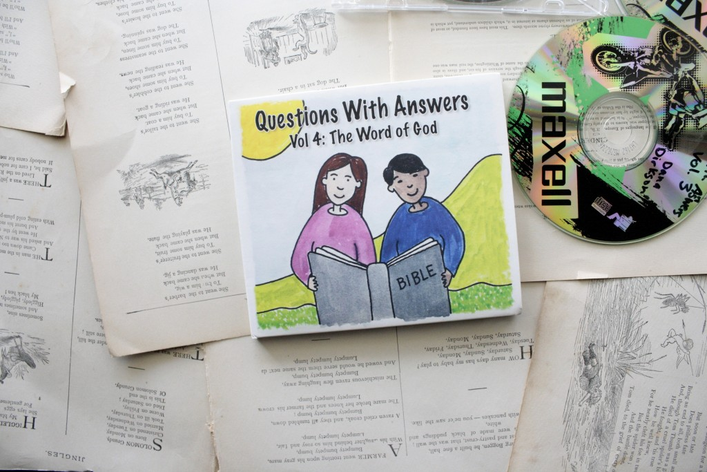 Questions With Answers, by Dana Dirksen: music and theology for families | Little Book, Big Story