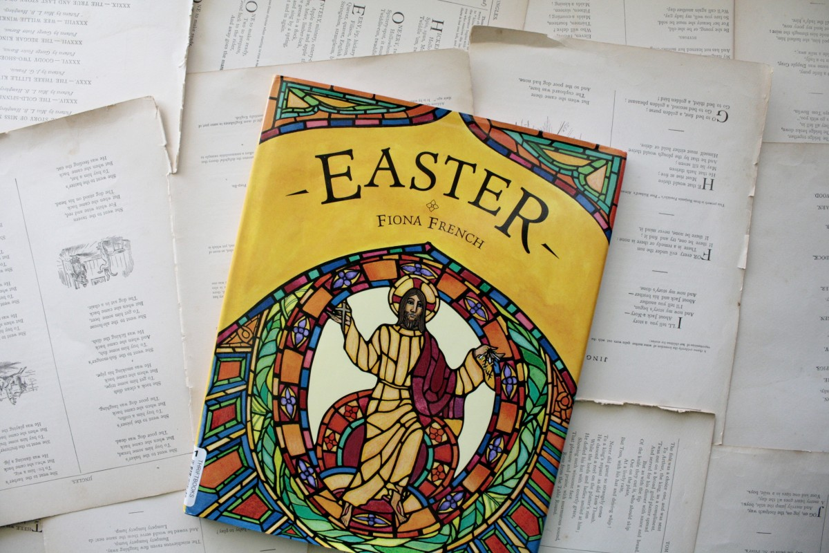 Easter, by Fiona French | Little Book, Big Story