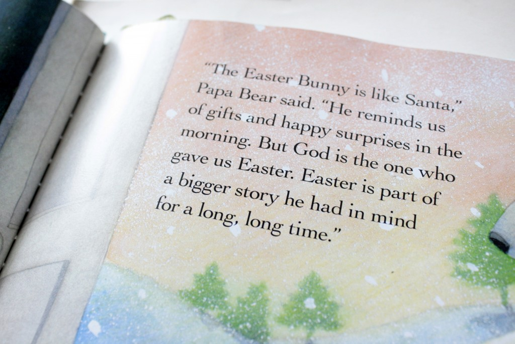 God Gave Us Easter, by Lisa Tawn Bergen | Little Book, Big Story