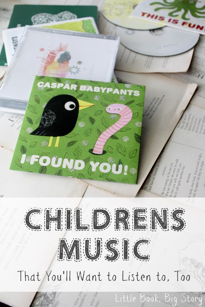Children's Music That You'll Want to Listen to, Too | Little Book, Big Story