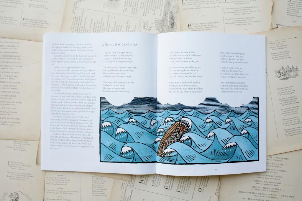 Stories of the Saints, by Joyce Denham   Little Book, Big Story