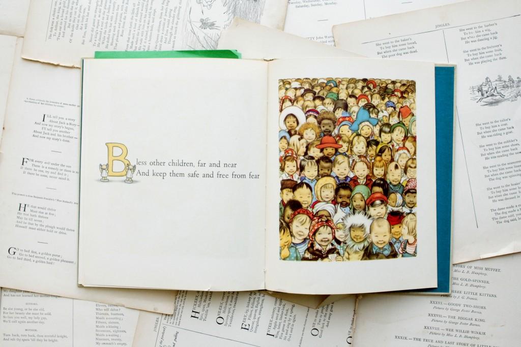 Prayer for a Child, by Rachel Field | Little Book, Big Story