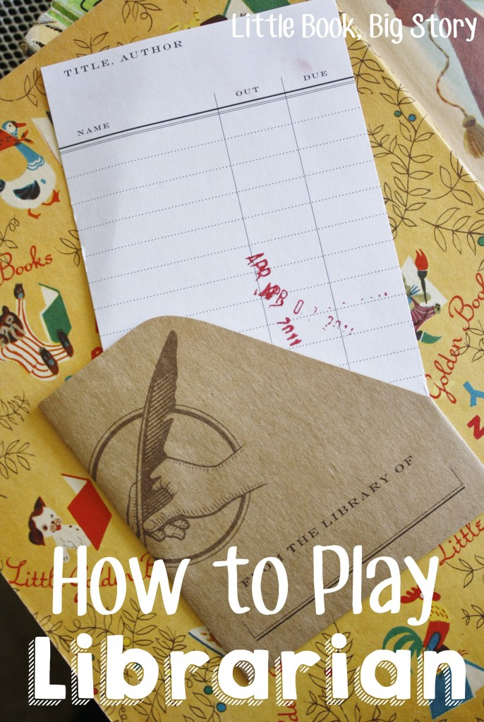 "How to Play Librarian, or ""A DIY Cardboard Library for the Ages"" 