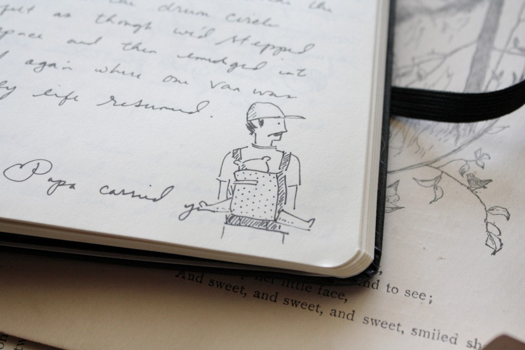 On Keeping a Family Journal | Little Book, Big Story