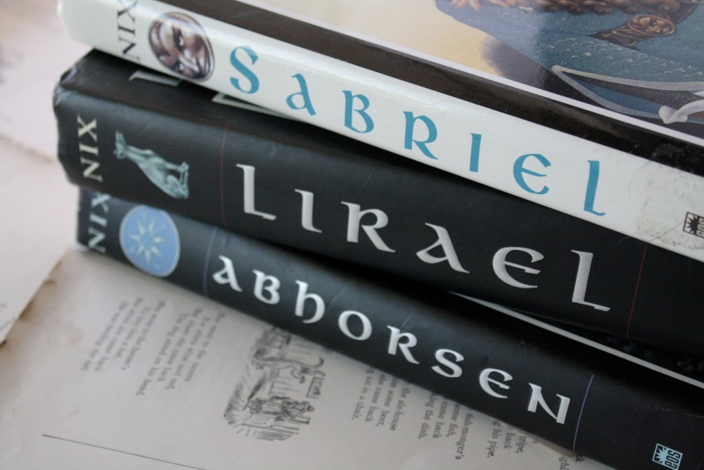 The Abhorsen Trilogy, by Garth Nix | Little Book, Big Story