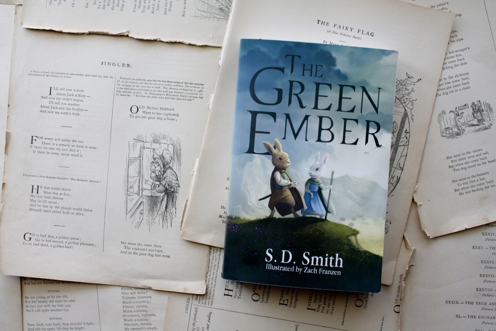 The Green Ember, by S. D. Smith | Little Book, Big Story