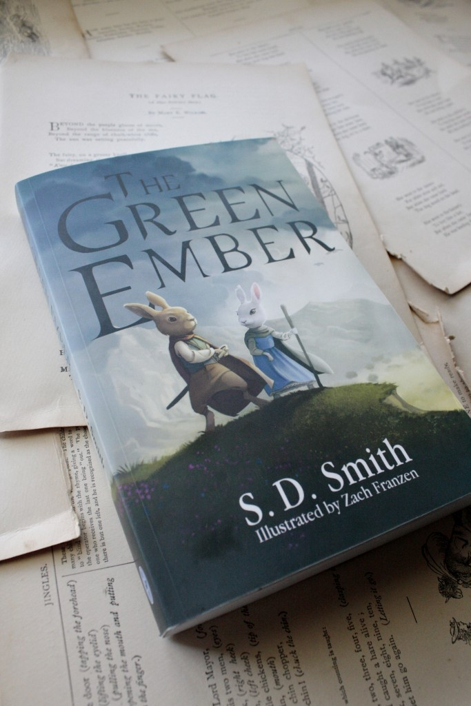 The Green Ember, by SD Smith | Little Book, Big Story