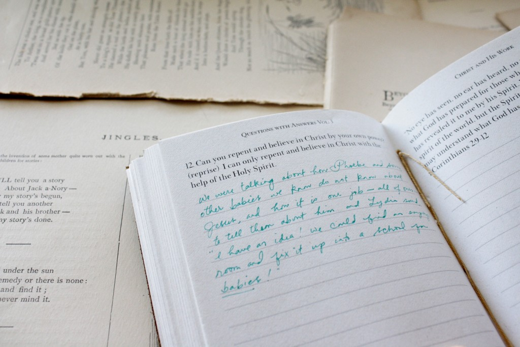 Songs for Saplings Family Journal | Little Book, Big Story