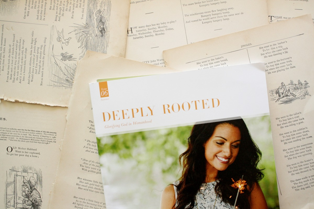 Deeply Rooted Magazine, Issue 6: Summer   Little Book, Big Story