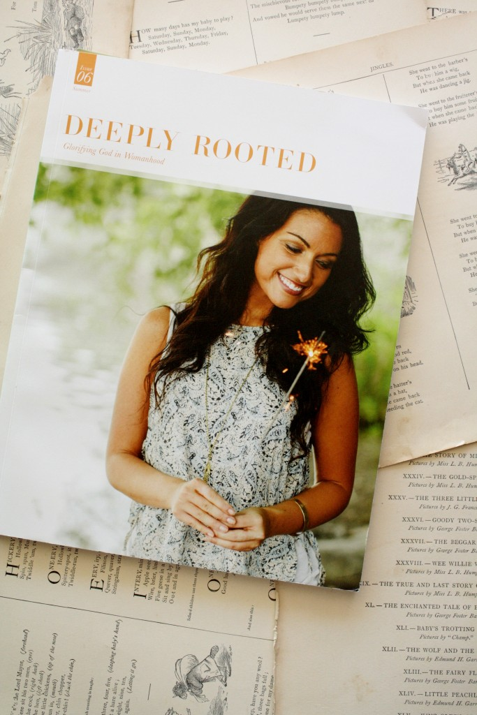 Deeply Rooted Magazine, Issue 6: Summer | Little Book, Big Story