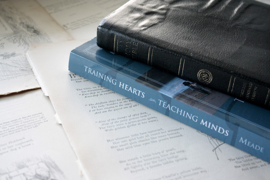 Training Hearts, Teaching Minds | Starr Meade