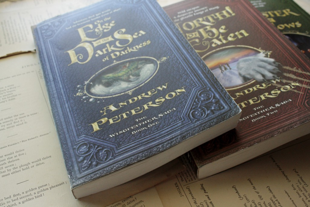 The Wingfeather Saga Andrew Peterson Little Book Big Story