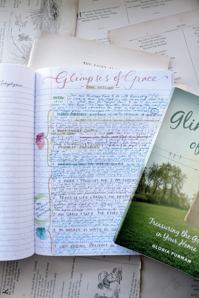 Glimpses of Grace, by Gloria Furman | Little Book, Big Story