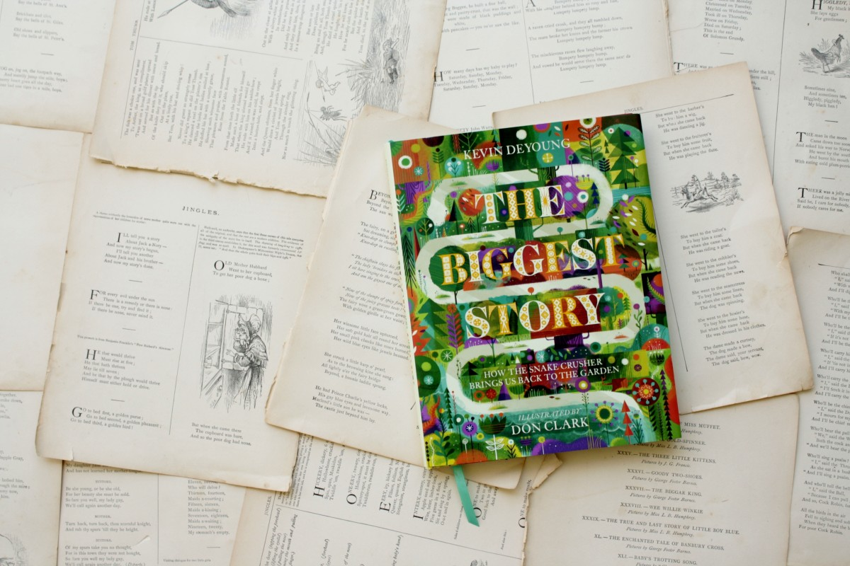 The Biggest Story, by Kevin DeYoung and Don Clark | Little Book, Big Story