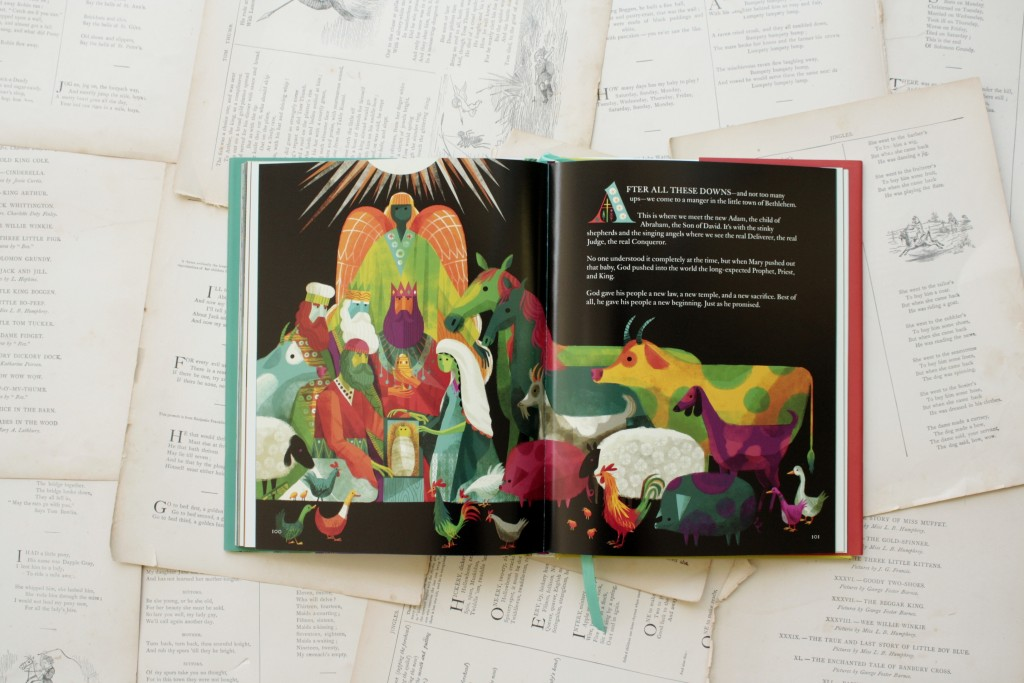 The Nativity, from The Biggest Story by Kevin DeYoung and Don Clark   Little Book, Big Story