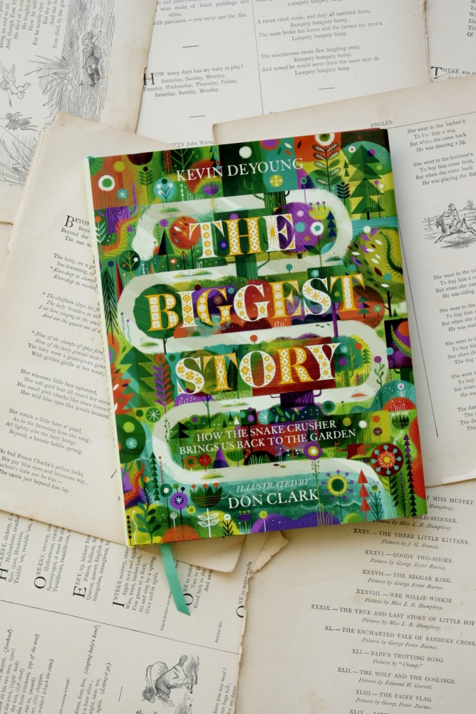 The Biggest Story by Kevin DeYoung and Don Clark | Little Book, Big Story