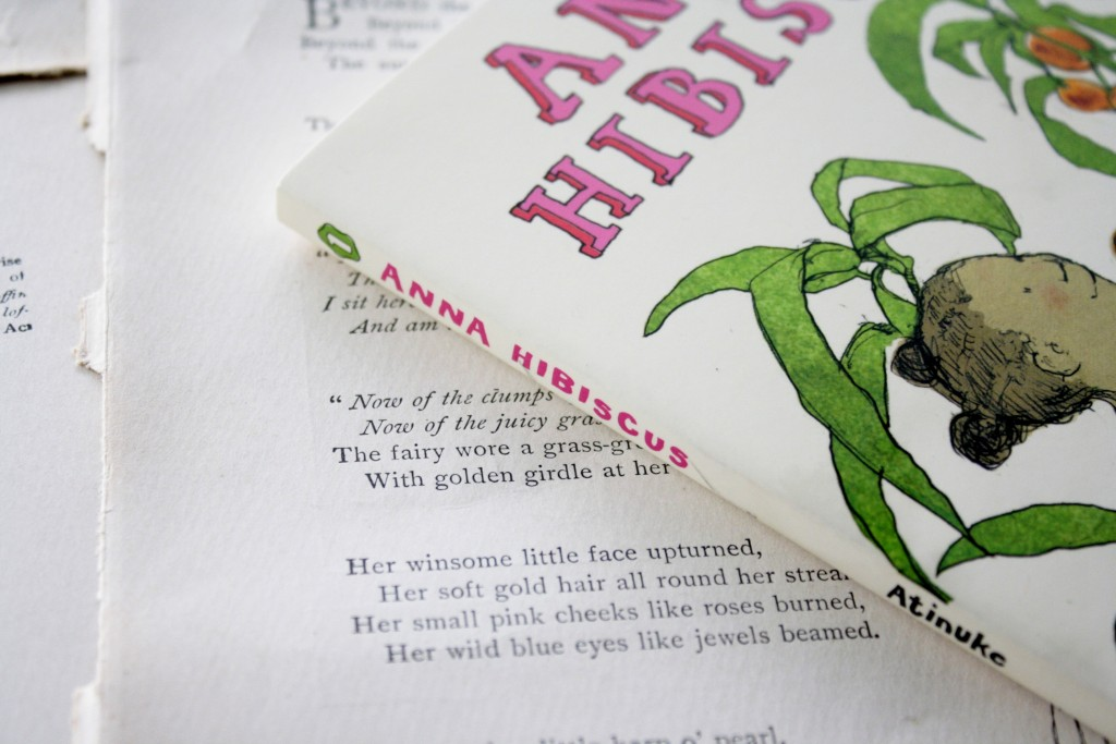 Anna Hibiscus, by Atinuke | Little Book, Big Story