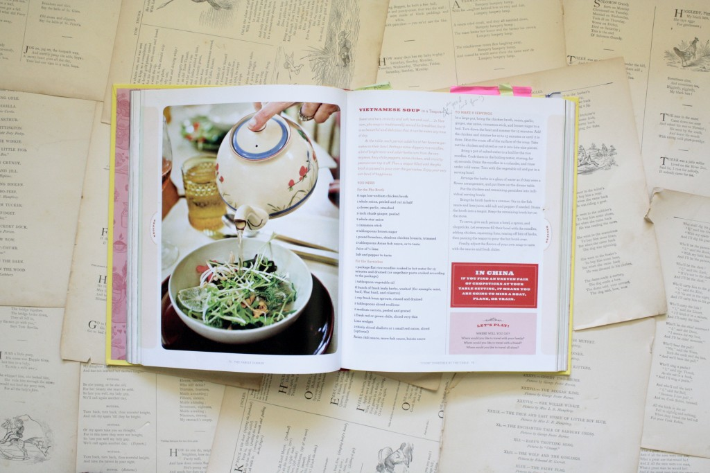 Vietnamese Noodle Soup (from The Family Dinner) | Little Book, Big Story