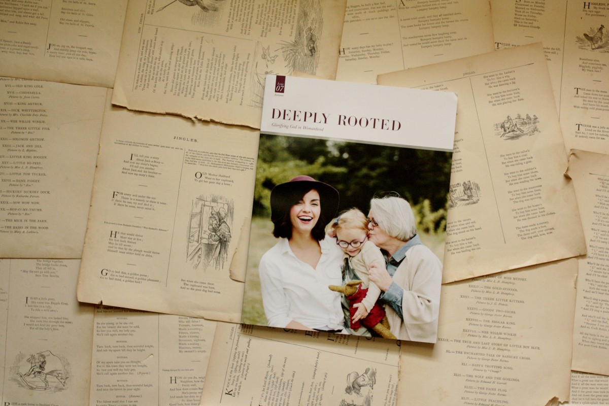 Deeply Rooted Magazine, Issue 7: Legacy | Little Book, Big Story