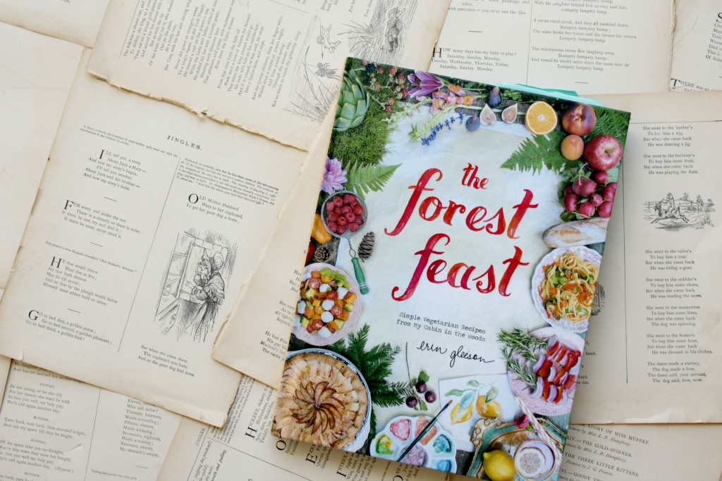 The Forest Feast, by Erin Gleeson | Little Book, Big Story