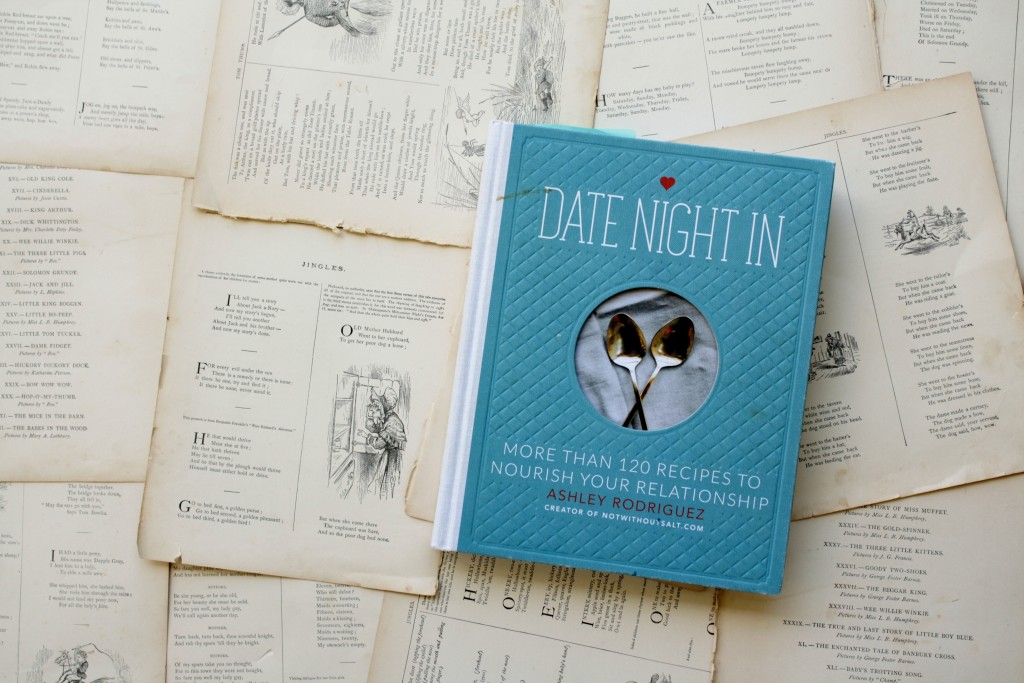 Date Night In, by Ashley Rodriguez | Little Book, Big Story
