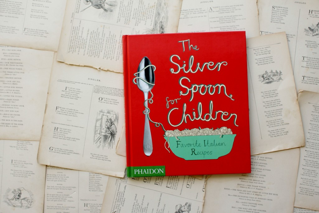 The Silver Spoon for Children (a cookbook) | Little Book, Big Story