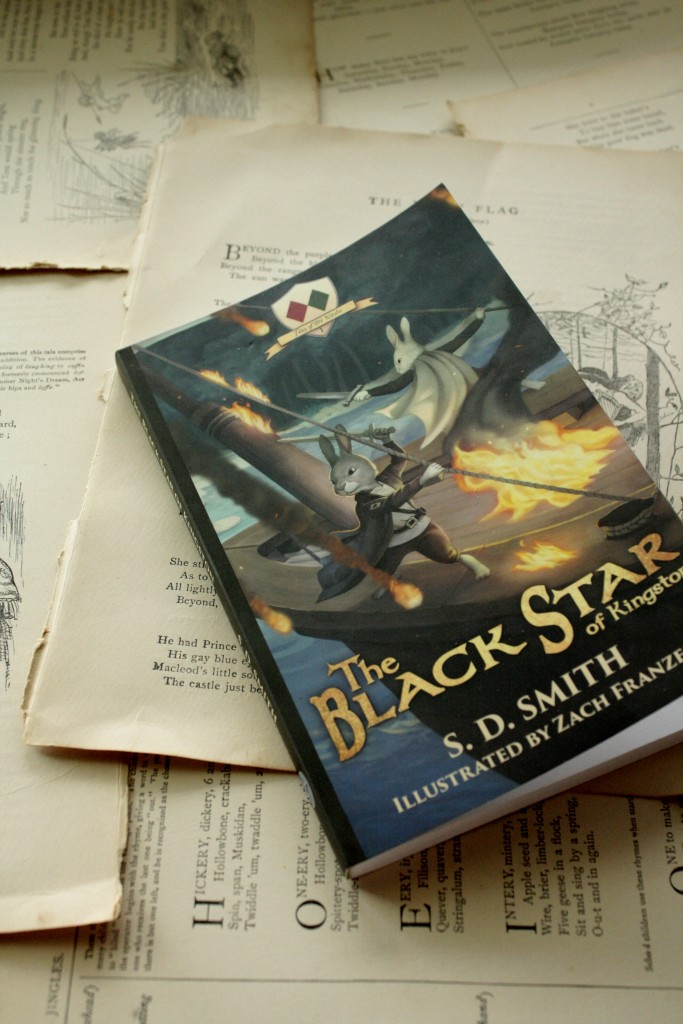 The Black Star of Kingston, by SD Smith | Little Book, Big Story