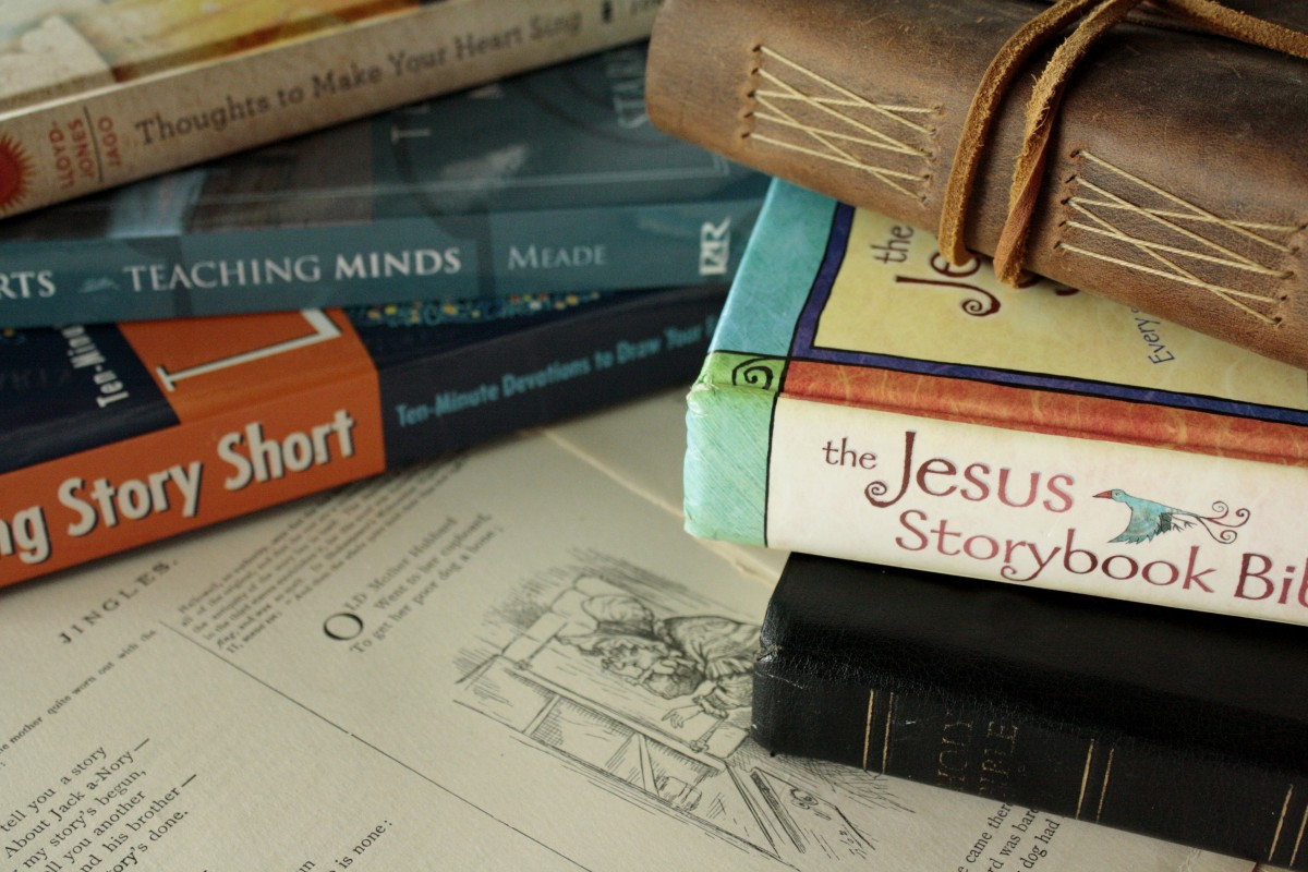 7 Favorite Resources for Family Devotions | Little Book, Big Story