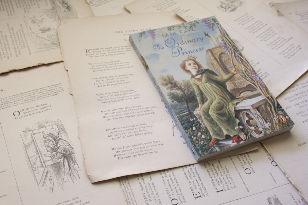 The Ordinary Princess, by MM Kaye | Little Book, Big Story