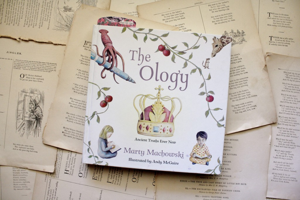 A systematic theology for children? Yes, please! Introducing The Ology, by Marty Machowski | Little Book, Big Story