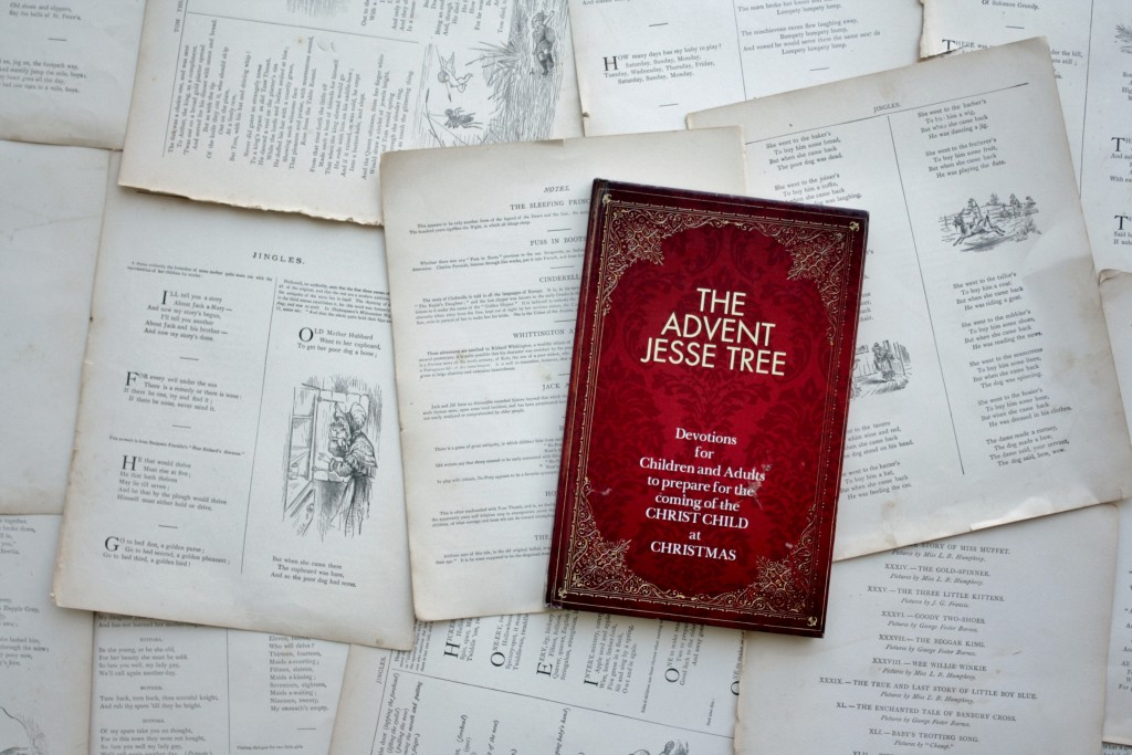 The Advent Jesse Tree: A Family Devotional for Advent | Little Book, Big Story