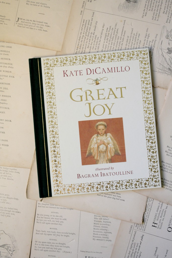 Great Joy, by Kate DiCamillo | Little Book, Big Story