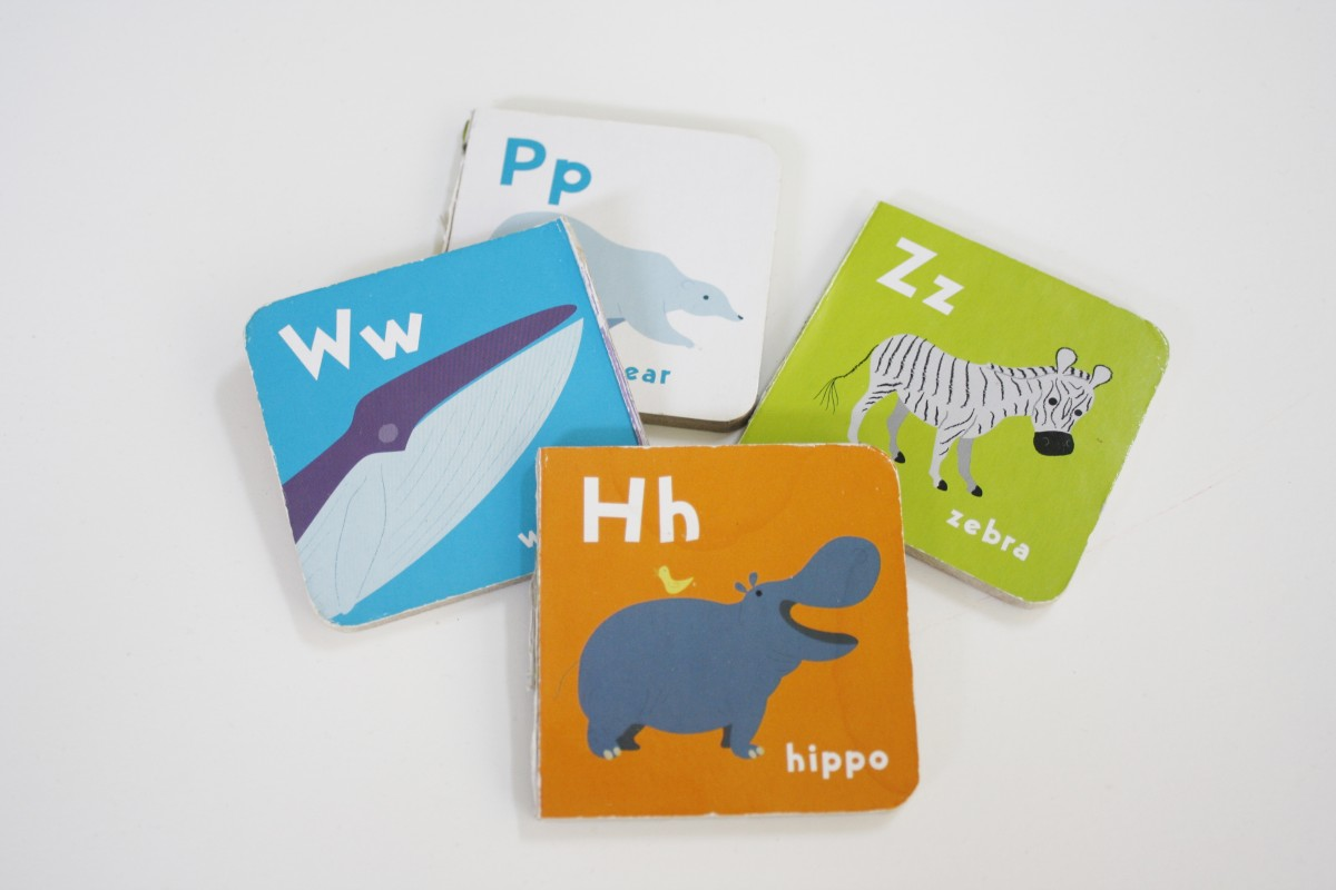 DIY Board Book Magnets | Little Book, Big Story