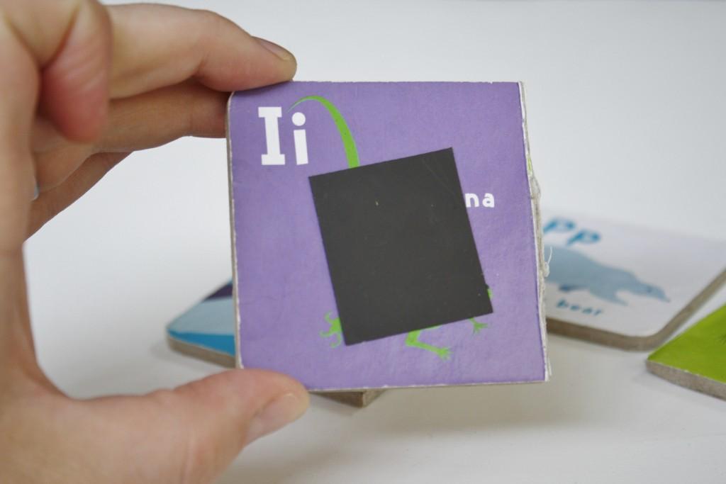 DIY Board Book Magnets   Little Book, Big Story