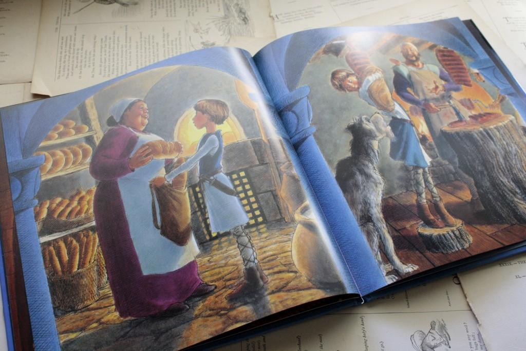 Good King Wenceslas, by John M. Neale | Little Book, Big Story
