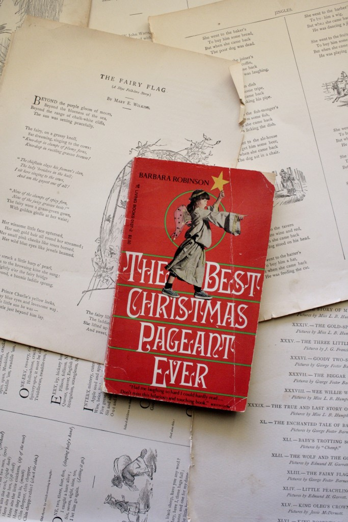 The Best Christmas Pageant Ever | Little Book, Big Story