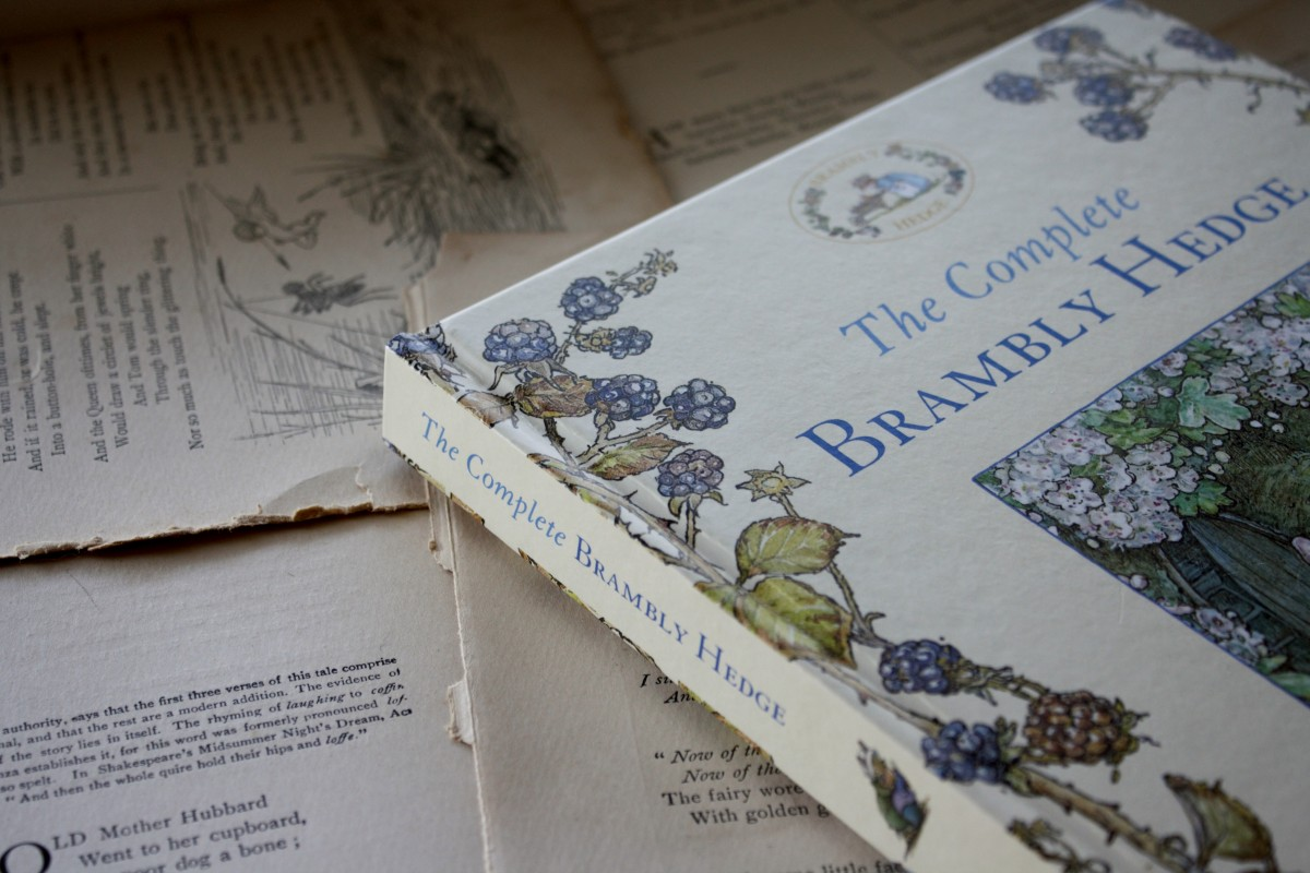 The Complete Brambly Hedge, by Jill Barklem | Little Book, Big Story