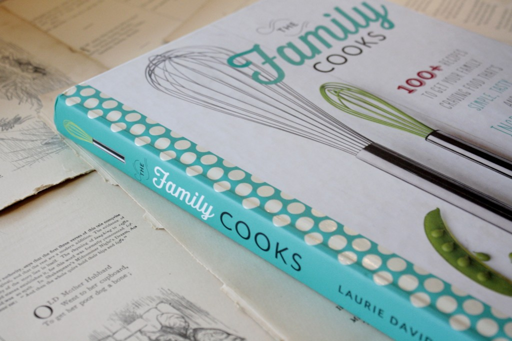 The Family Cooks (Cookbook), by Laurie David | Little Book, Big Story