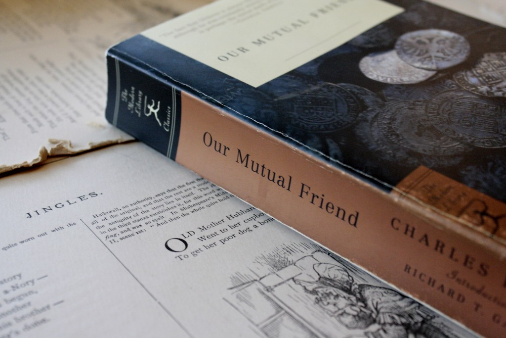 Our Mutual Friend, by Charles Dickens | Little Book, Big Story