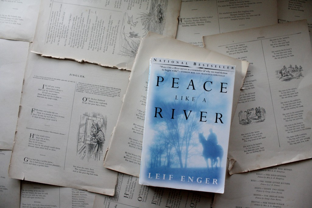 Peace Like a River, by Leif Enger | Little Book, Big Story