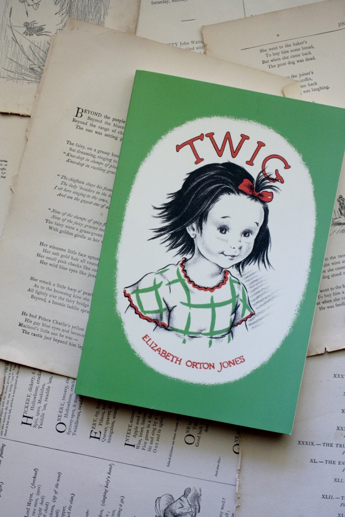 Twig, by Elizabeth Orton Jones | Little Book, Big Story