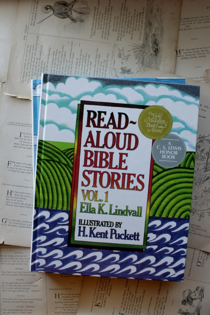 Read-Aloud Bible Stories: great story bibles for toddlers! | LIttle Book, Big Story